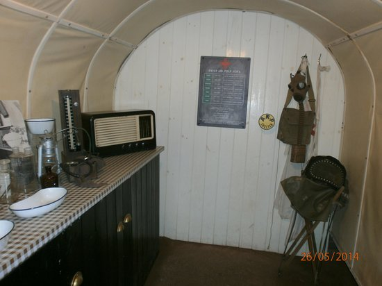 Stockport Air Raid Shelters: There, there, there.