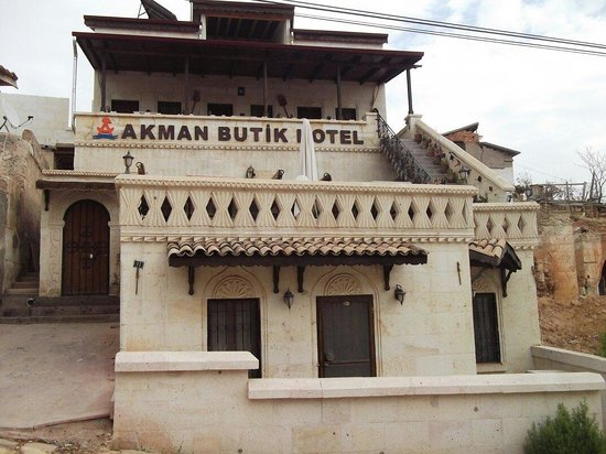 Akman Boutique Hotel