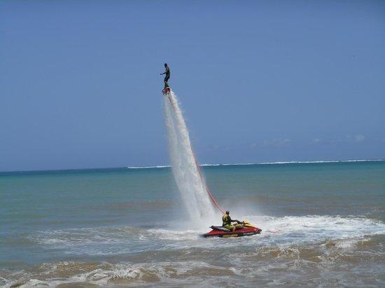 Esj Azul Beach Activities
