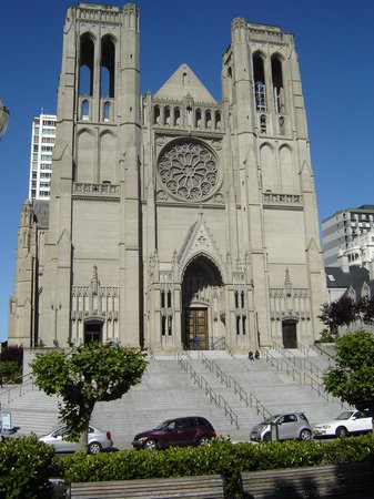 Grace Cathedral: Grave Cathedral
