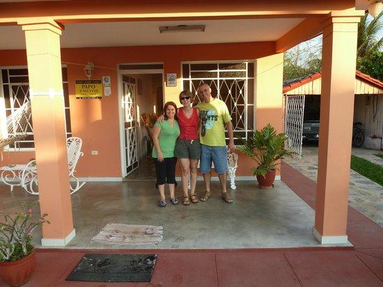 Casa Papo y Niulvys : unsere liebenswerten Gastgeber