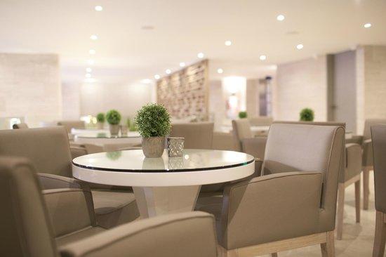 Hotel Capilla del Mar: Nuevo y comodo lobby