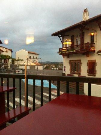 venta gaxuxa : view from restaurant