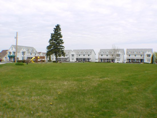 Clearwater Lakeshore Motel: Motel Buildings