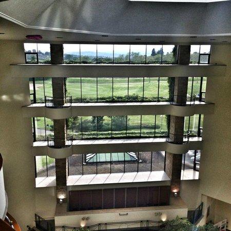 Celtic Manor Resort: Main Reception/lobby