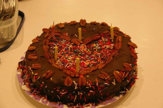 WildQuest: Birthday Cake made by Tara