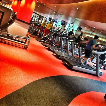 Celtic Manor Resort: Main Resort gym