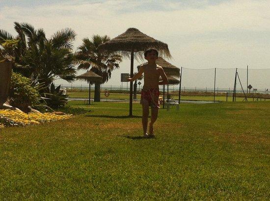 Parador de Malaga Golf : Paisaje general