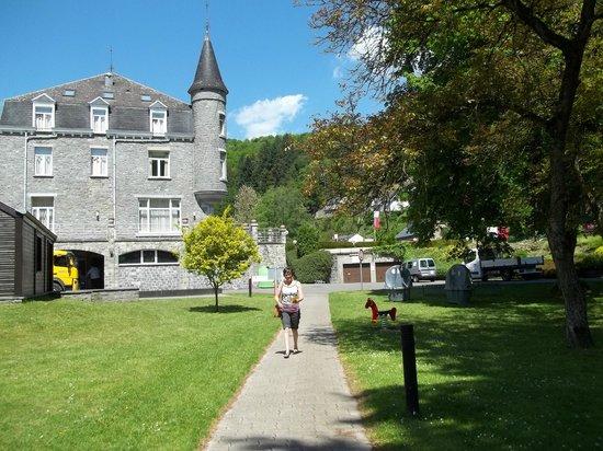 Floreal La Roche: mooi hotel