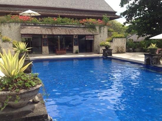 Sekar Nusa Villas: vue de la piscine
