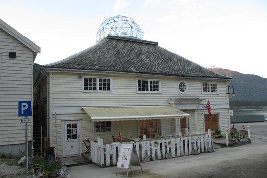 Pilgrim Restaurant: The restaurant