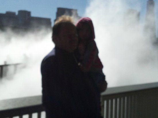 Exploratorium : The fog starts getting heavy!!!