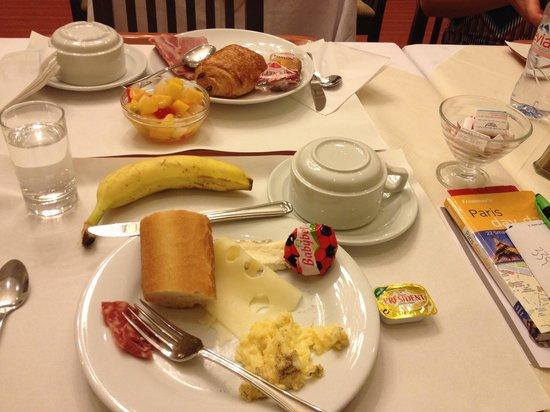 Best Western Hotel Ronceray Opera: Breakfast