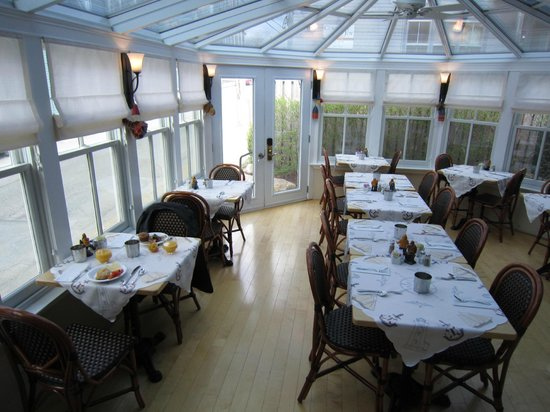 Mariner King Inn: Heavenly dining room