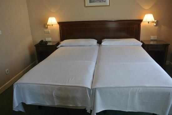 Hotel Rex : comfy bed