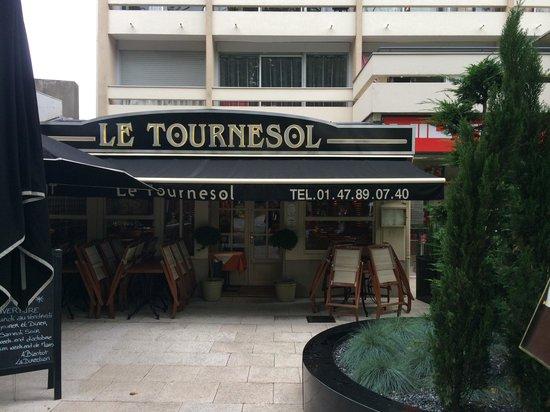Le Tournesol : Le Cadre est comme la cuisine : Soigné, original et très agréable !