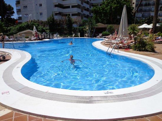 Hotel Son Caliu Spa Oasis: The pool