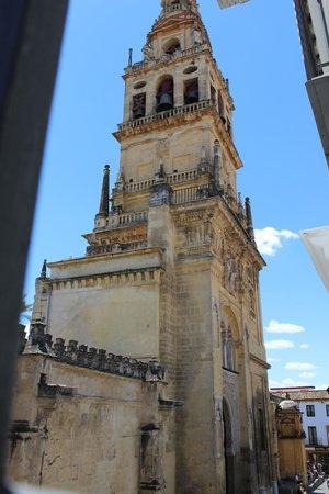 Hotel Boutique Caireles: Vistas desde la terraza