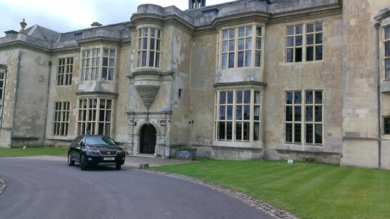 Hartwell House: hotel