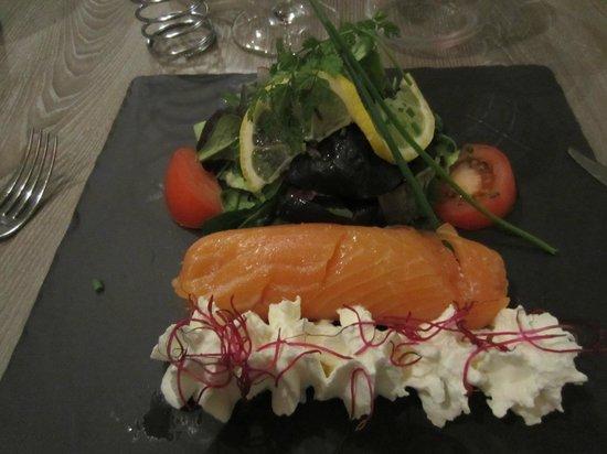 L'Alambic : Salmon