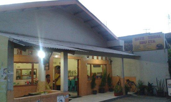 Istana Sate Tegal Ibu ITA