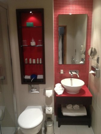 Hotel Indigo London-Paddington: Bathroom 2