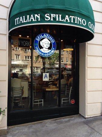 italian gourmet new york city midtown menu prices restaurant