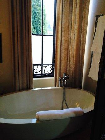 Le Chatelat: Bath