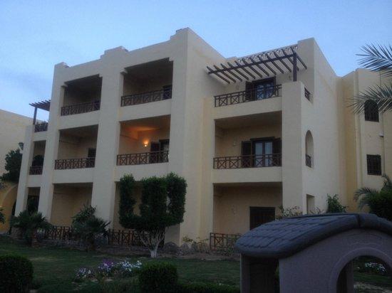 Panorama Bungalows Resort El Gouna: Наш корпус