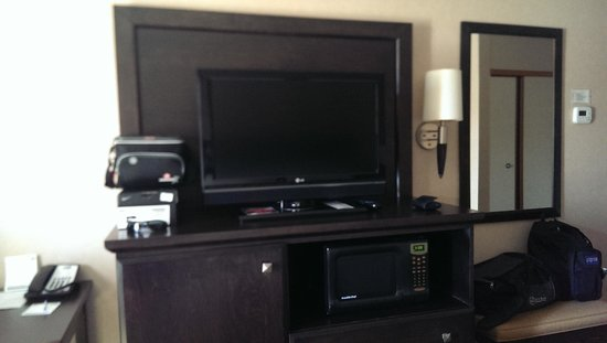 Holiday Inn Express Medford: TV