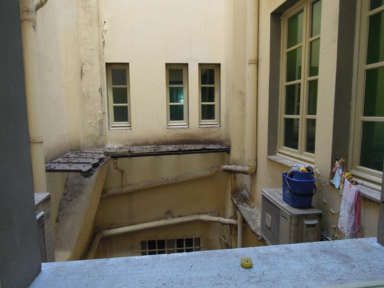 Residence Cavour: view from the window 1