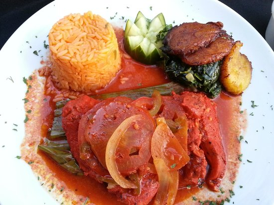 Carboncitos: Tikin Xic (Mayan fish dish)