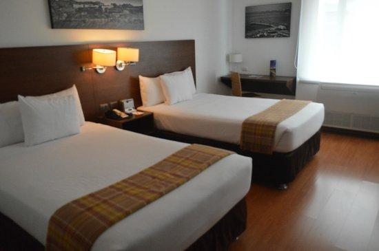 Casa Andina Select Miraflores: our room