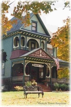 Habberstad House : Award-winning photo of our home by Renee Bergstrom