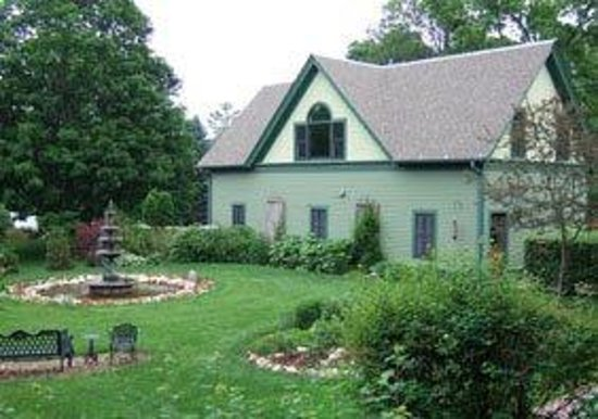 Habberstad House : A view of our Carriage House