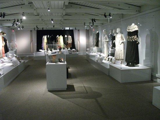 Langley Centennial Museum: Fashion display