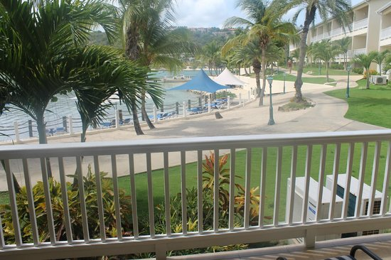 St. James's Club & Villas : View from room