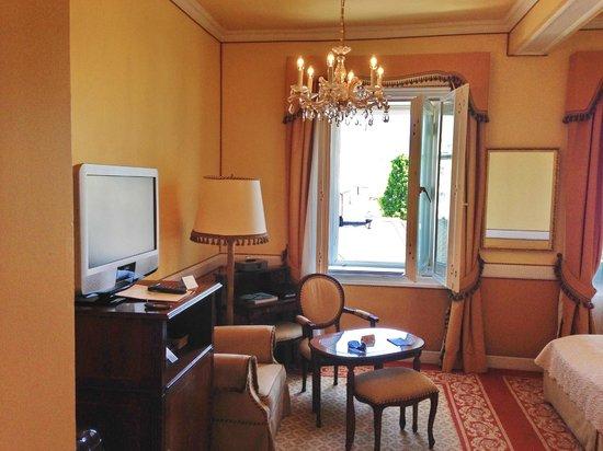 Hotel Sacher Salzburg: Doppelzimmer Superior