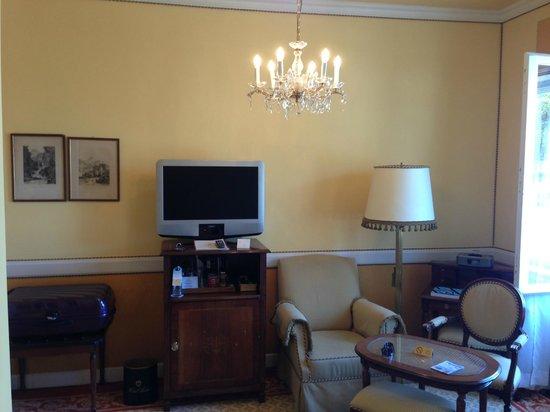 Hotel Sacher Salzburg : Doppelzimmer Superior