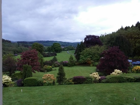 The Falcondale Hotel: room view