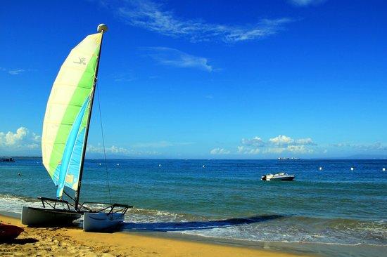 Grand Mirage Resort & Thalasso Spa - Bali : Beach area