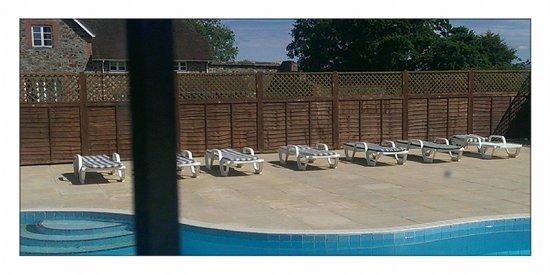 Highbullen Hotel: outdoor pool