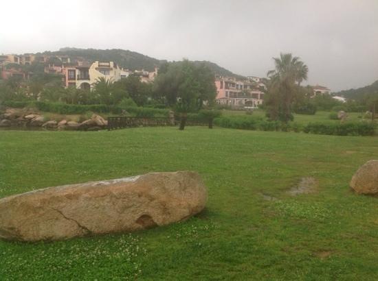 Hotel Le Palme: panorama 2