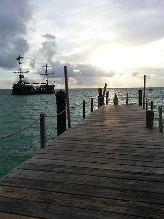 Now Larimar Punta Cana: Last morning in paradise, 5:45 am
