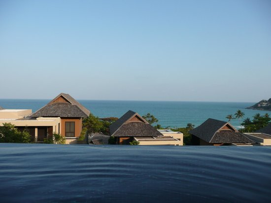 Vana Belle, A Luxury Collection Resort, Koh Samui: View from the room