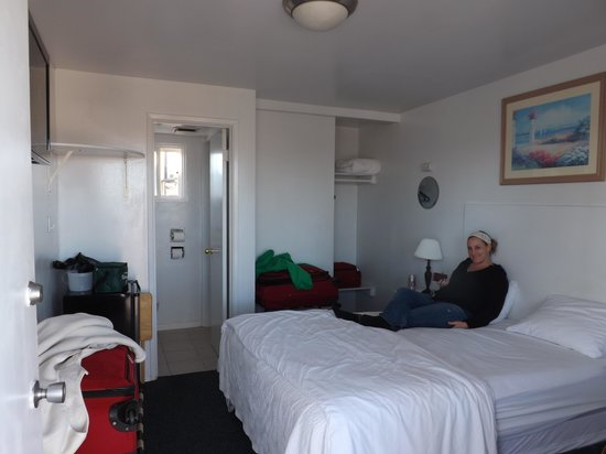 Dolphin Motel: Nice rooms