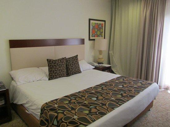 Isrotel Yam Suf Hotel : Номер
