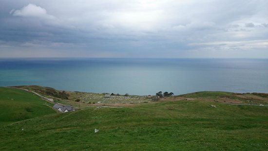 Great Orme: On top of the Orme, near the mini golf