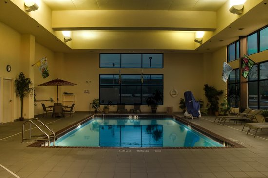 Hampton Inn & Suites Springfield - Southwest: Indoor Heated Pool (Please note this property does not have a hot tub)