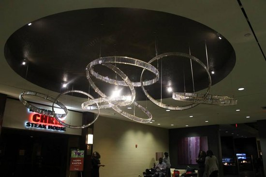 Hilton Parsippany: Decor